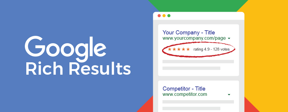 Google Structured Data Markup for Rich results